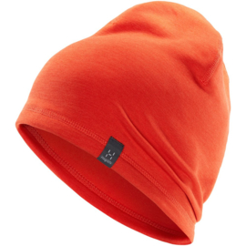 heron beanie tarn orange