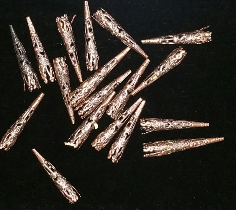Verenpuntjes brons