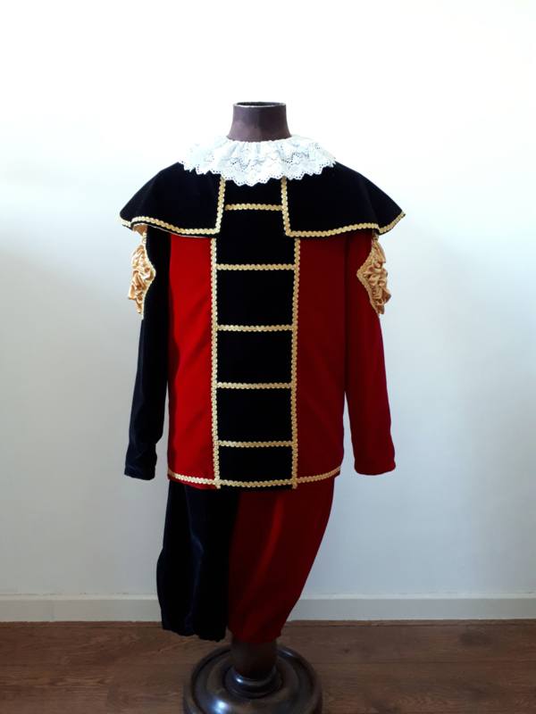FaMous Hoge Hoogte Piet replica