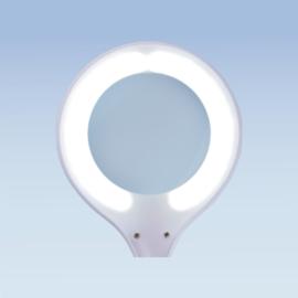 Loeplamp-125 mm lens-5 dioptrie-60LED-dimbaar-5223