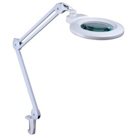 Loeplamp 150 mm lens, 3+ 8/10/12/15 dioptrie wissel lens, 60LED 5235