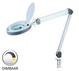 Loeplamp,3 dioptrie,150mm lens,80LED,DIMBAAR