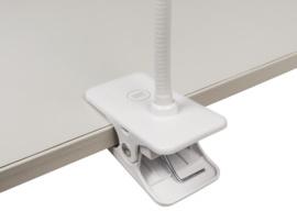 Loeplamp,3 dioptrie, zowel voet als tafelklem USB-aansluiting