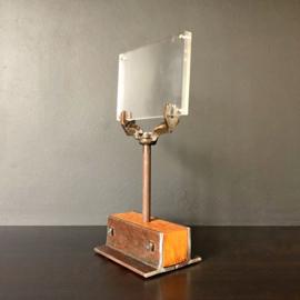 Industrial Art handgemaakte fotolijst *op aanvraag*