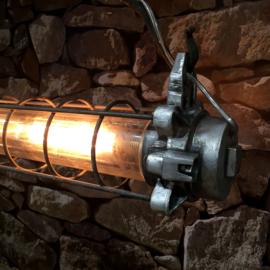 Industrial pendant light *sold*