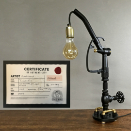 """Industrial Art """"Eclectic Fuel"""" (Prijs op aanvraag)"""