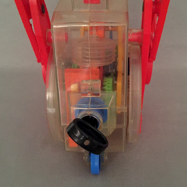 Vintage Robot Mr. Machine 1978 Original Version!