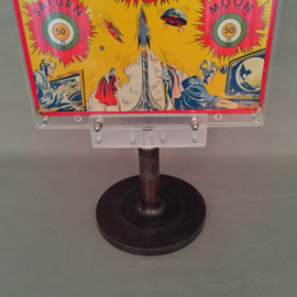 Flash Gordon Metal target game 1935 , including display stand *Price on Request*