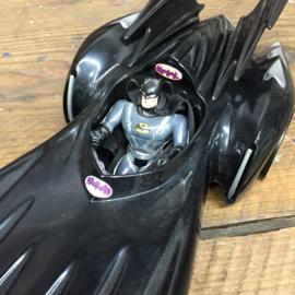 """Vintage Batmobiel 5"""" schaal inclusief OVP"""