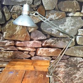 LEDU architect lamp Rough polished