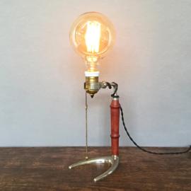 CONA  Globe Lamp uit 1920  SOLD