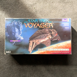 Vintage Star Trek bouwpakket REV04810 KAZON FIGHTER