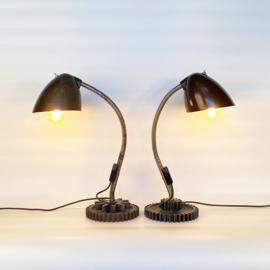 Silent Light (2 Industriële nachtlampen)
