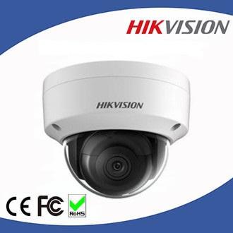 Complete set met Hikvision 4 MP Dome beveiligingscamera