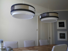 Twee lampenkappen