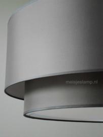 Hanglamp grijs