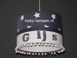 Lamp kinderkamer Gijs