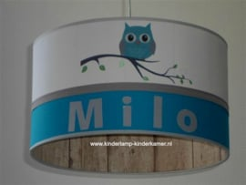 Lamp kinderkamer Milo