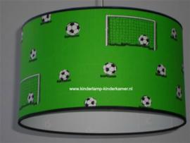 Lamp kinderkamer voetbal