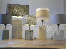Lampenkapjes en lampenvoeten