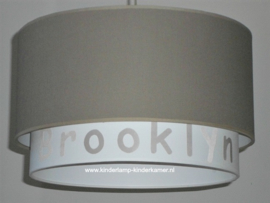 Lampen kinderkamer Brooklyn