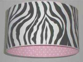 lamp meisjeskamer zebra