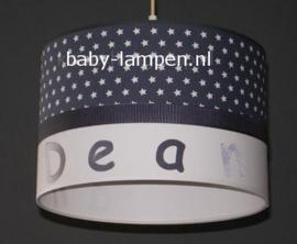 Lamp kinderkamer grijs Dean