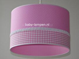 lamp meisjeskamer roze