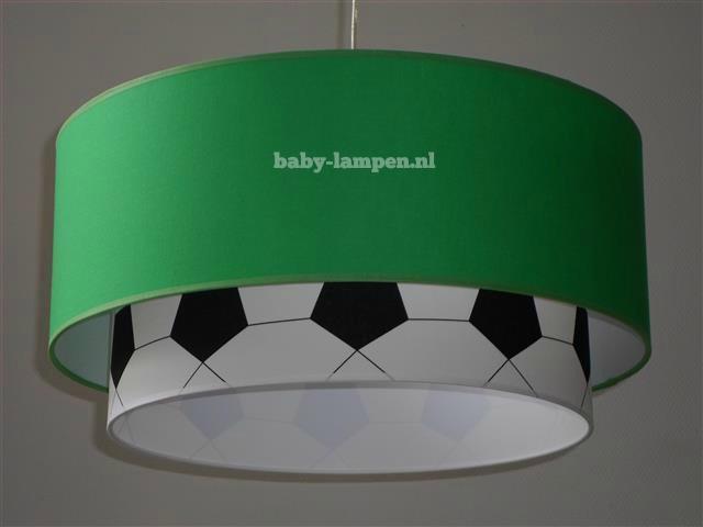 Lampen kinderkamer voetbal