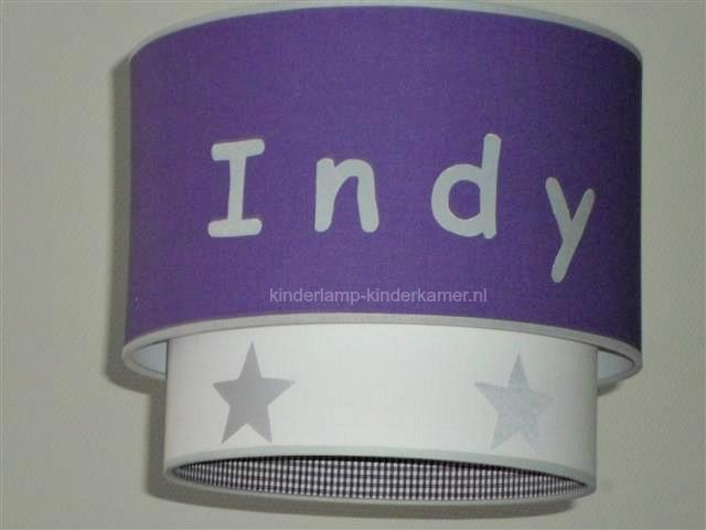 Lampen kinderkamer Indy