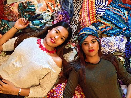 Indonesische sjaals