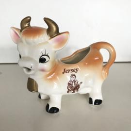 Vintage melkkannetje koe