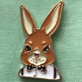Pin konijn