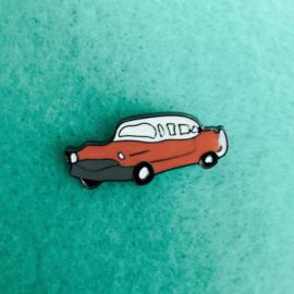 Pin vintage car