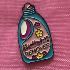 Pin bullshit remover