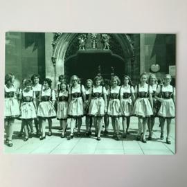 Kaartje München meisjes