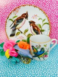 kaartje birds bonechina