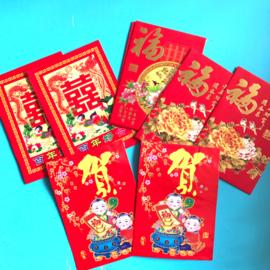 Chinese gelukszakjes