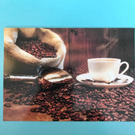 Kaartje koffie