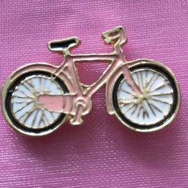 Pin fiets
