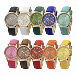 Horloge Kleur!