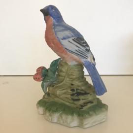 Vogel beeld porcelein