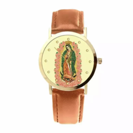 Horloge lady of guadeloupe