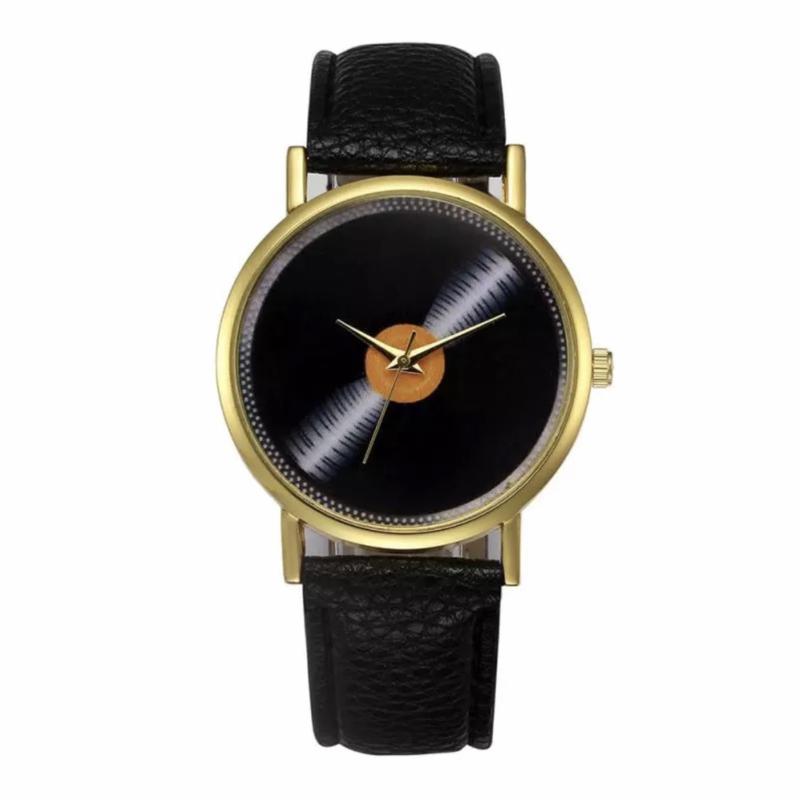 Horloge lp zwart