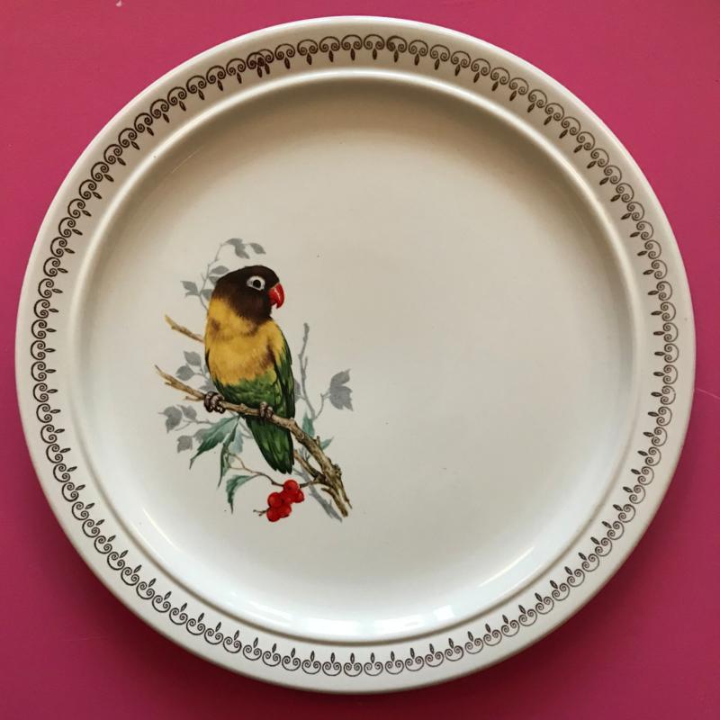 Bordje vogel 1