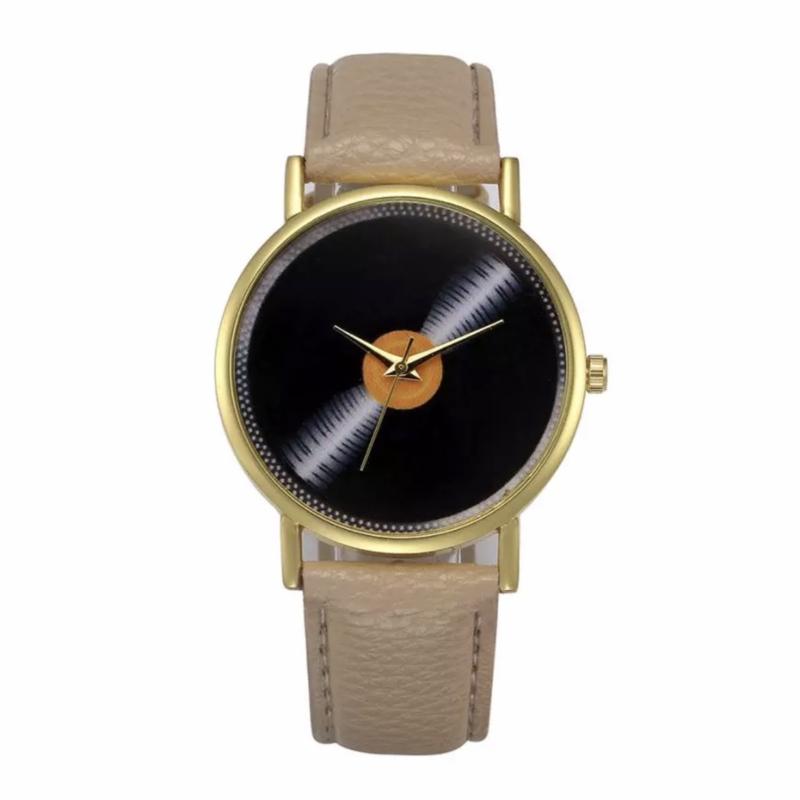 Horloge lp beige