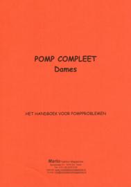 Pomp compleet Dames