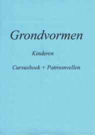 C.P.S. Grondvormen deel 1 (boek + patronen) + Kinderen (boek + patronen)