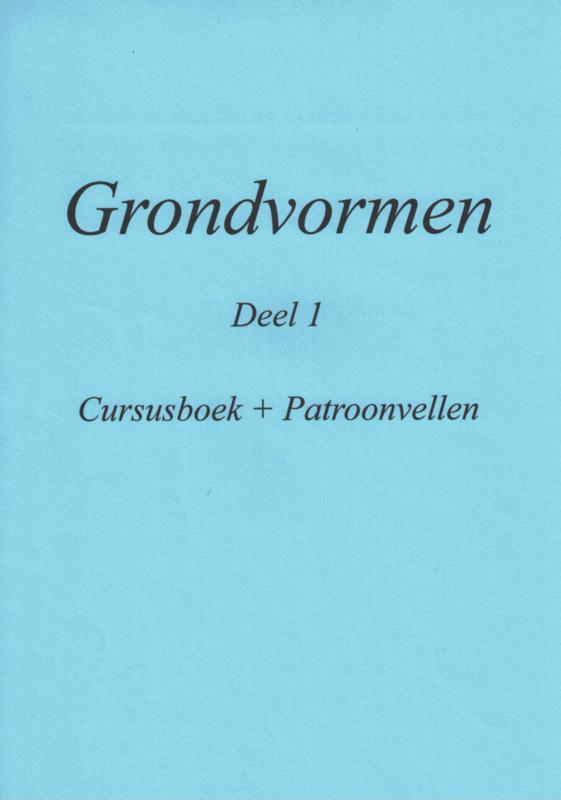 C.P.S. Grondvormen deel 1 (boek + patronen) + deel 2 (boek)