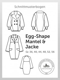 Egg-Shape Mantel & Jacke